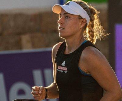 Kerber se cita con Sharapova