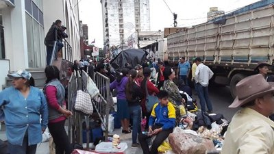 Representantes de la CNI no se irán de Asunción hasta cumplimiento de acuerdo