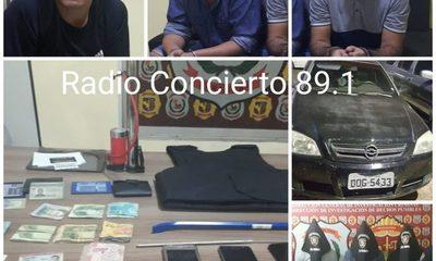 Atrapan a sospechosos de robar evidencias del Poder Judicial