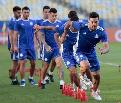 """Berizzo: Paraguay no piensa """"esperar atrás"""""""