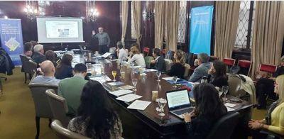 CSJ expone experiencia sobre acceso a la información pública