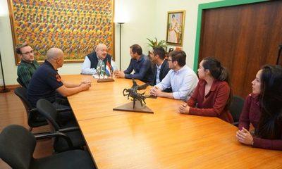 Municipalidad de CDE recibirá asesoría en vialidad y gestión ambiental de Curitiba