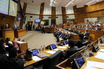 """Diputados trata hoy 22 puntos, entre ellos el proyecto de ley """"De pérdida de investidura"""""""