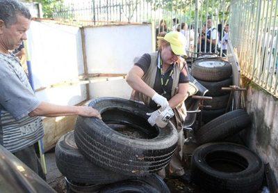 Dengue con tendencia en descenso según último informe epidemiológico