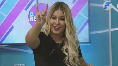 """Fátima Román: """"Si A Mí Me Gusta El Rock, Mba'e"""""""