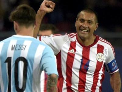 Así fue el 2-2 entre Paraguay y Argentina en el 2015