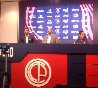 El nuevo coordinador de Cerro y su proyecto