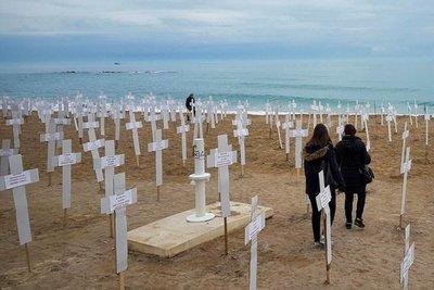 Mil mujeres asesinadas por violencia machista en España