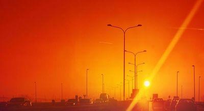 Ola de calor en Kuwait, alcanza los 63 grados