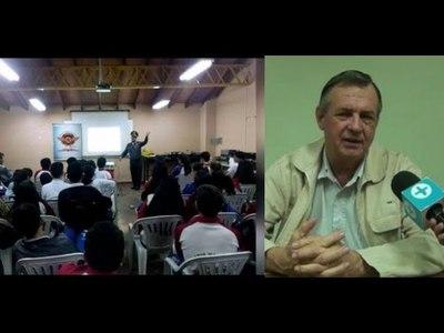 CAMINERA BUSCA RESTABLECER PROGRAMA DE EDUCACIÓN VIAL EN LAS ESCUELAS