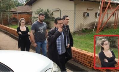 Estudiante brasileña no declaró en Fiscalía tras violento accidente