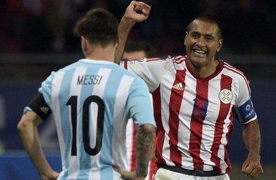 Messi contra la albirroja
