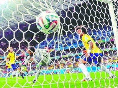 Brasil hizo negocio de la histórica goleada que sufrió ante Alemania