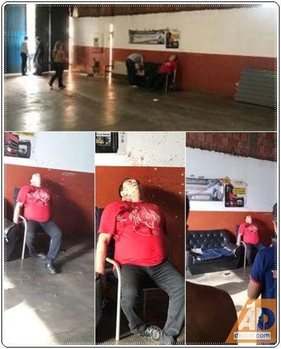 Homem é executado dentro de oficina mecânica em Ponta Porã
