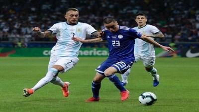 Goles Copa América: Argentina 1-1 Paraguay · Radio Monumental 1080 AM