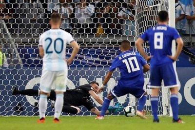 El VAR y Armani impiden la victoria de Paraguay