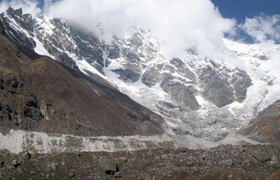 Los glaciares del Himalaya se derriten dos veces más rápido