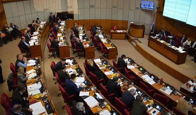 Comenzó la sesión del Senado