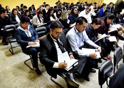 Más de 640 profesionales de la salud cubrirán vacancia en APS