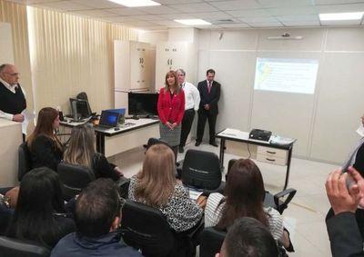 Socializan implementación de la patente del Mercosur