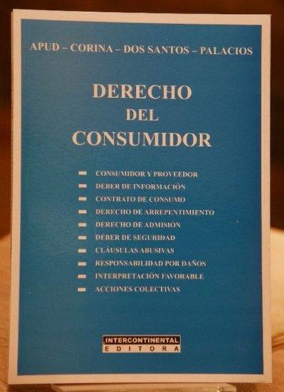 Lanzan libro sobre derecho del consumidor