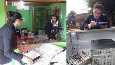 CONATEL CIERRA 2 RADIOS COMUNITARIAS EN ALTO VERÁ.