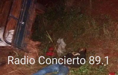 Menor muere tras accidente en Cedrales