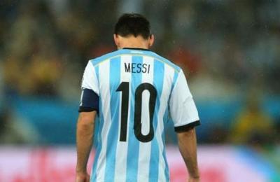 Messi tras el empate ante Paraguay: 'Ya no se gana más con la camiseta'