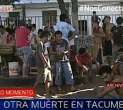 Muere reo de Tacumbú por infección de una herida