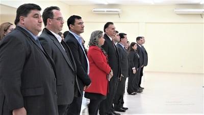 Dan apertura a diplomados de la Escuela Judicial en Boquerón