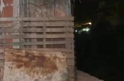 Conflicto por muro de contención en Roberto L. Pettit