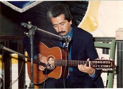 Falleció Aníbal Riveros, fundador del grupo Los Blue Caps