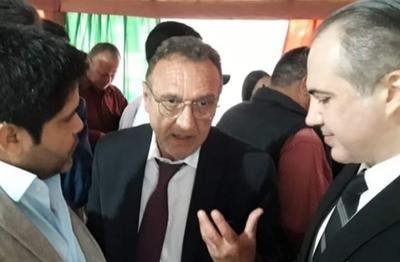 Embajador italiano en Paraguay apaña crimen  ecológico que cometerá cementera de su país