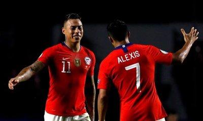 Chile busca los cuartos de final