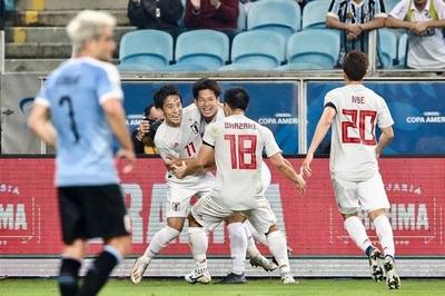 Uruguay no puede con Japón