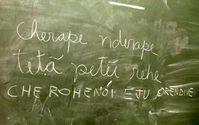 HOY / Preocupa a docentes que MEC no desmienta eliminación del guaraní