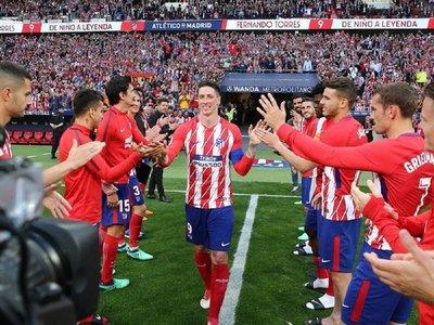 Torres, la retirada de una leyenda del Atlético y de España