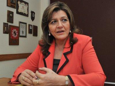 """Para Blanca Ovelar, la reforma tributaria es """"muy conservadora"""""""