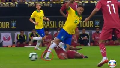 Neymar se pierde la Copa América tras lesión en el tobillo