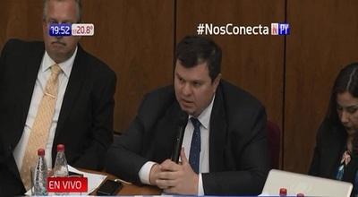 Senador Dionisio Amarilla pierde su investidura