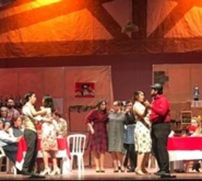 'Paloma Pará' destaca en el Municipal con sus entrañables personajes