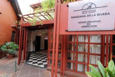 La Manzana de la Rivera, un complejo habitado por la música, el cine y el teatro