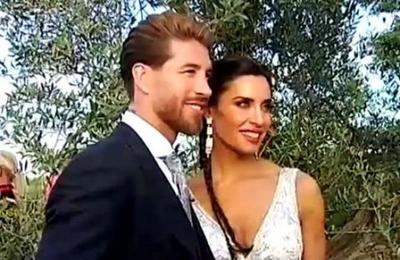'Me trataron como a un perro': empleada que trabajó en la millonaria boda de Sergio Ramos
