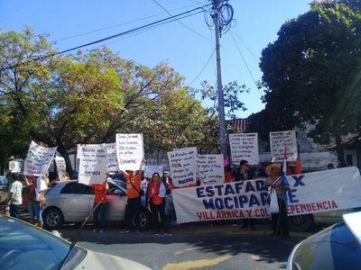 Estafados de Mocipar piden renuncia o destitución de Dany Durand