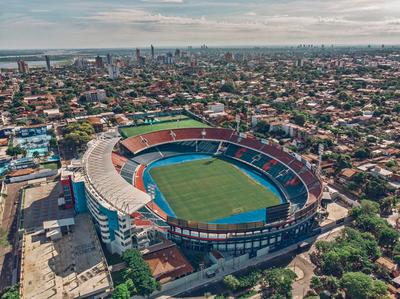 La final de la Sudamericana será en la Nueva Olla