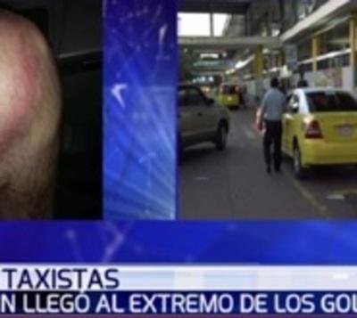 Conductores de Uber y MUV denuncian a taxistas de la Terminal