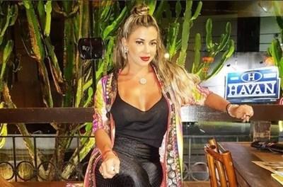 Marly Figueredo volvió a las redes sociales