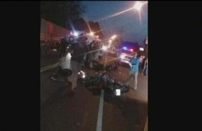 Dos motociclistas fallecen en accidente de tránsito en Hohenau