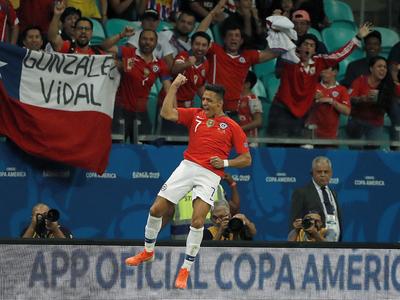 """Alexis Sánchez: """"Me reencontré con mi fútbol"""""""