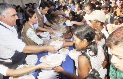 Jornada solidaria de Athena Foods